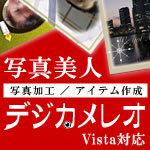 【限定特価】 写真美人 デジカメレオ [Vista対応]