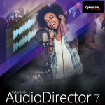 AudioDirector 7 Ultra ダウンロード版