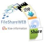 FileShareWEB ファイル共有サイト・スターターソース