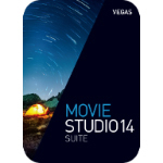 VEGAS Movie Studio 14 Suite ダウンロード版