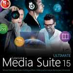 Media Suite 15 Ultimate ダウンロード版