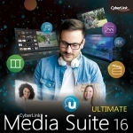 CyberLink Media Suite 16 Ultimate ダウンロード版