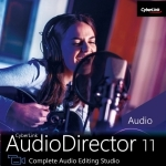 AudioDirector 11 Ultra ダウンロード版