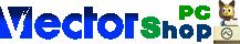 vectorpcshopロゴ