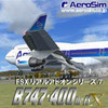 B747-400 for FSX